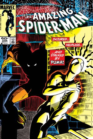 The Amazing Spider-Man #256