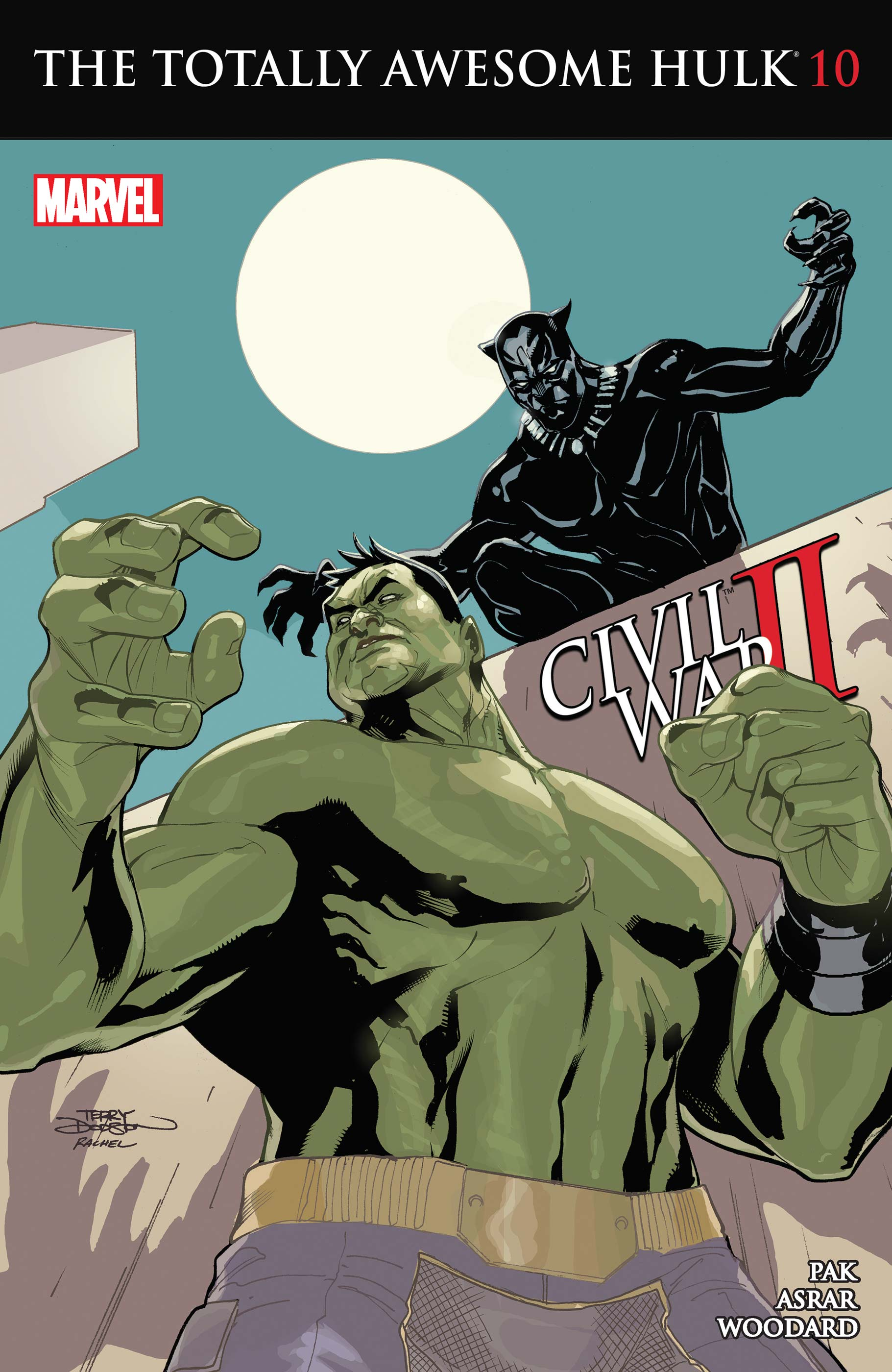 The Totally Awesome Hulk (2015) #10