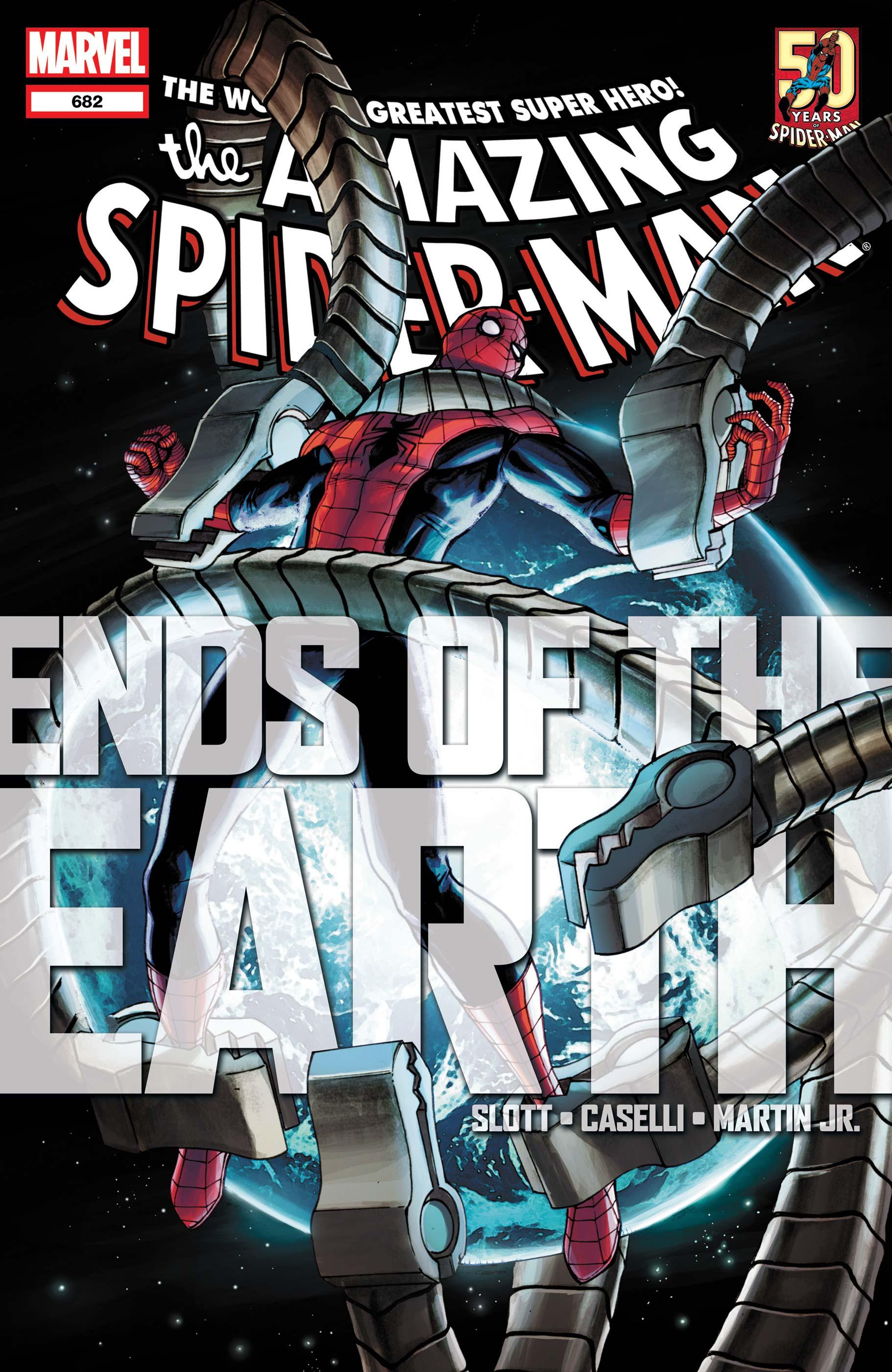Amazing Spider-Man (1999) #682