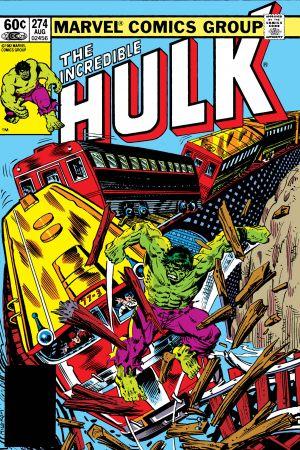 Incredible Hulk (1962) #274