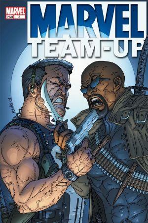 Marvel Team-Up (2004) #8