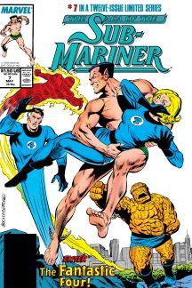 Saga of the Sub-Mariner #7