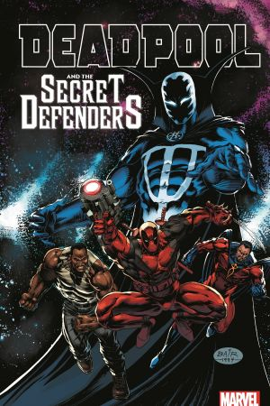 Deadpool and The Secret Defenders (Trade Paperback)