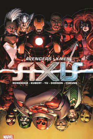 Avengers & X-Men: Axis (Trade Paperback)