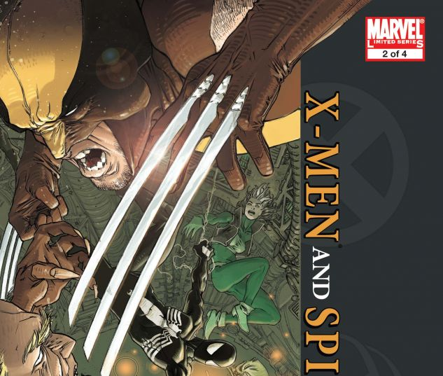 X-Men/Spider-Man (2008) #2