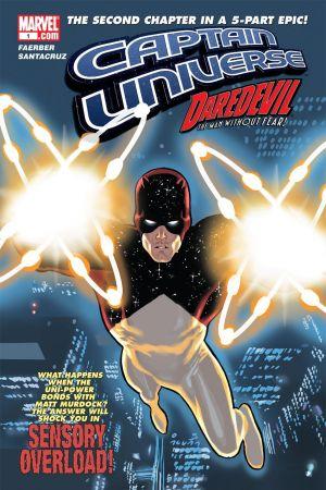 Captain Universe (2005) #2