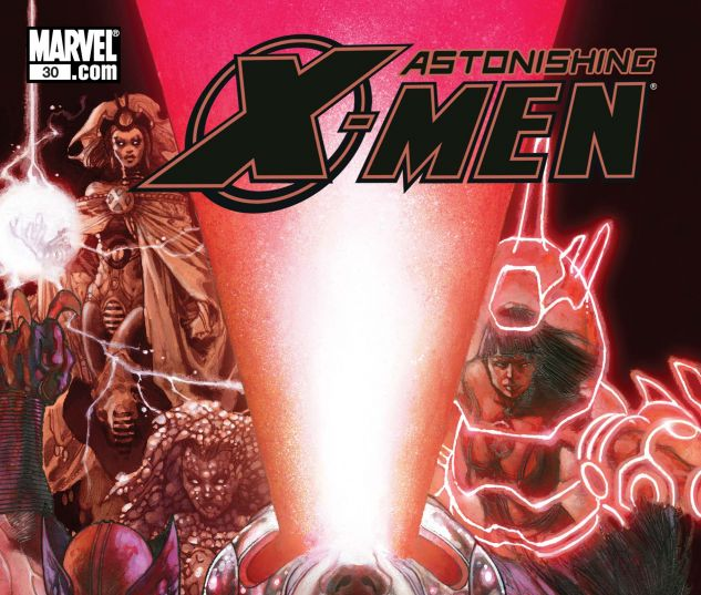 ASTONISHING X-MEN (2004) #30