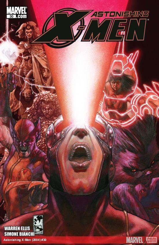 Astonishing X-Men (2004) #30