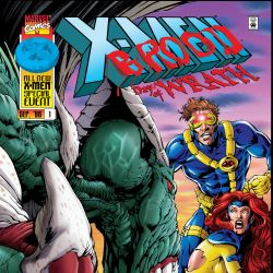 X-Men Vs. Brood (1996)