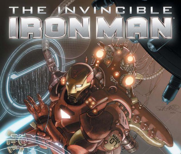 Invincible Iron Man (2008) #1