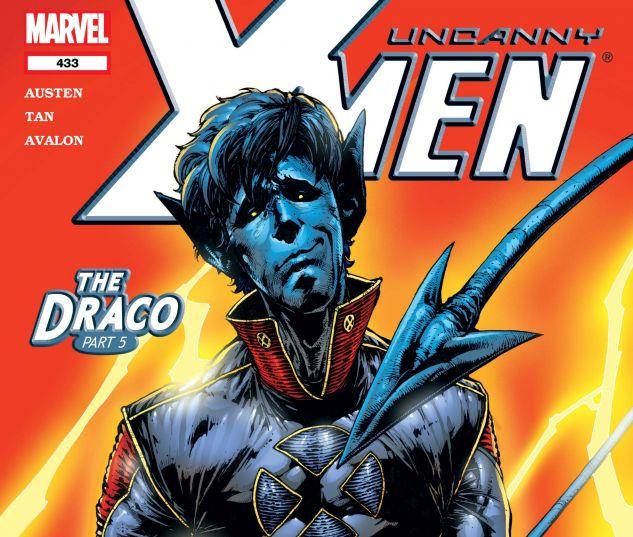 UNCANNY X-MEN (1963) #433