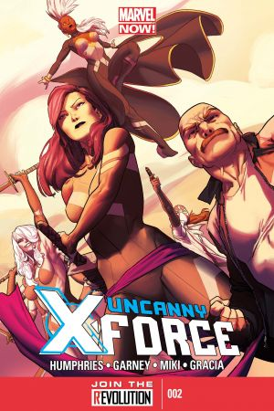 Uncanny X-Force (2013) #2