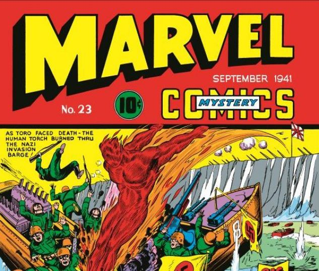 Marvel Mystery Comics #23