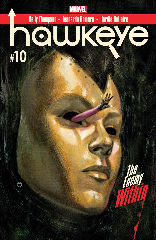 Hawkeye (2016) #10