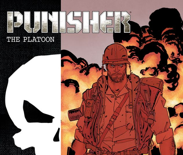 cover from Punisher Max: The Platoon (2014) #2