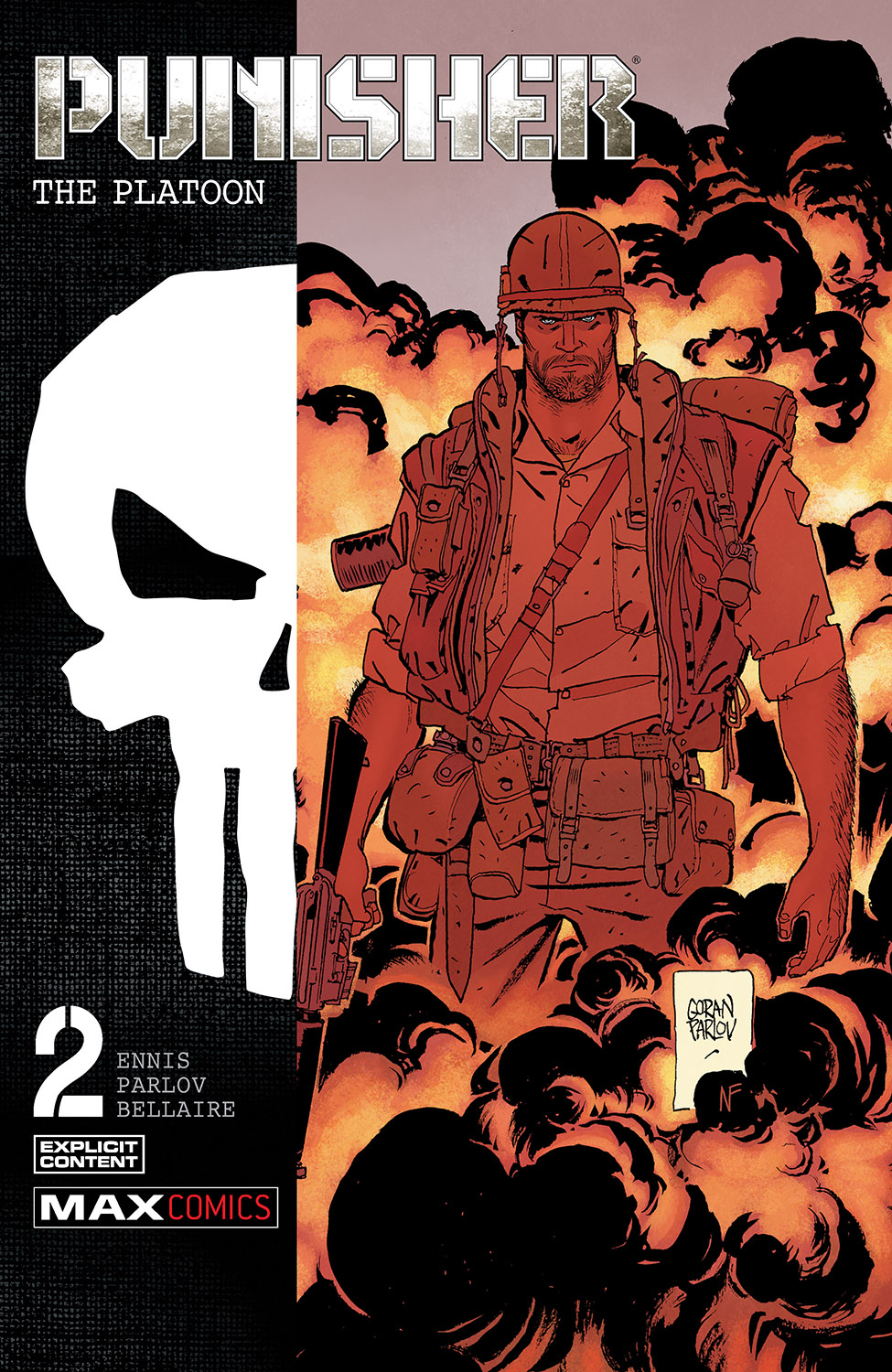 Punisher: The Platoon (2017) #2