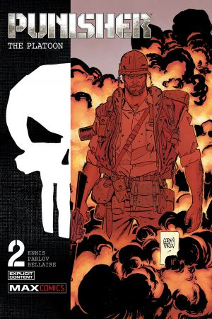 Punisher: The Platoon #2
