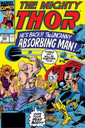 Thor (1966) #436