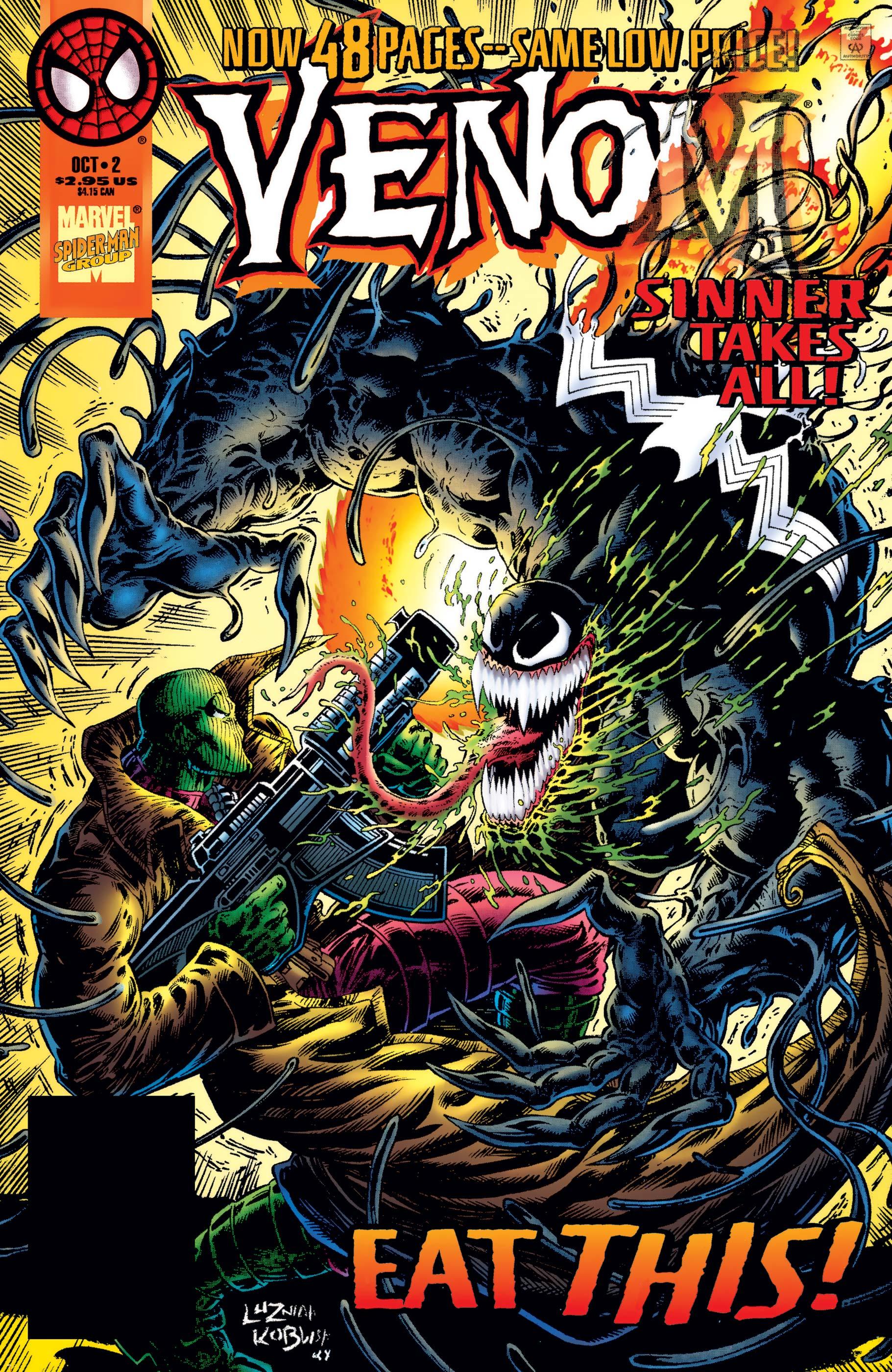 Venom: Sinner Takes All (1995) #2