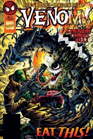 Venom: Sinner Takes All #2