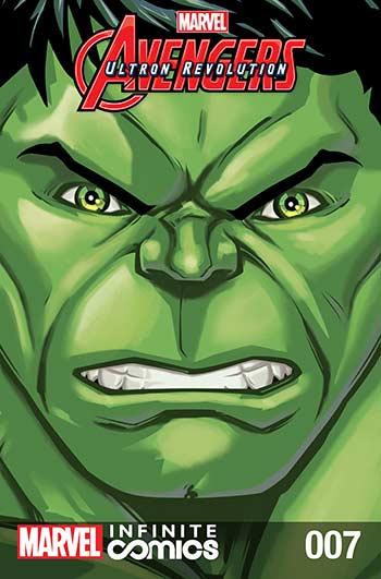 Marvel Universe Avengers: Ultron Revolution (2017) #7