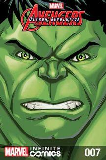 Marvel Universe Avengers: Ultron Revolution #7