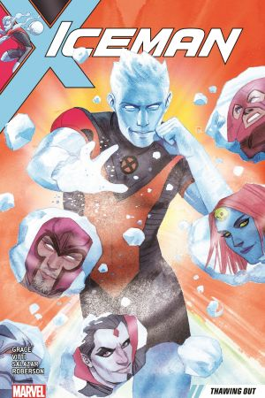 Iceman Vol. 1: Thawing Out (Trade Paperback)