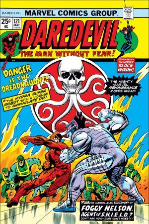 Daredevil (1964) #121