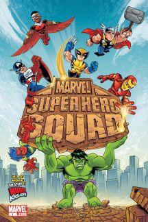 Marvel Super Hero Squad #1