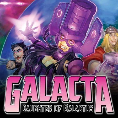 Galacta: Daughter of Galactus (2010)