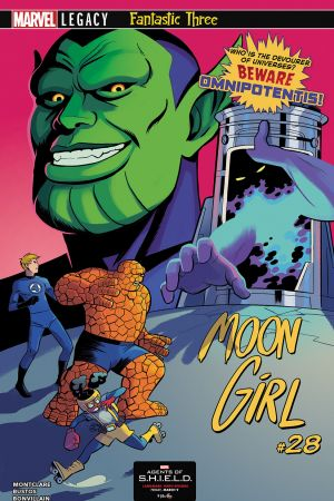 Moon Girl and Devil Dinosaur #28