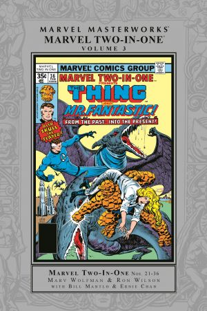Marvel Masterworks: Marvel Two-In-One Vol. 3 (Hardcover)