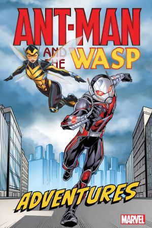Ant-Man and the Wasp Adventures (Digest)