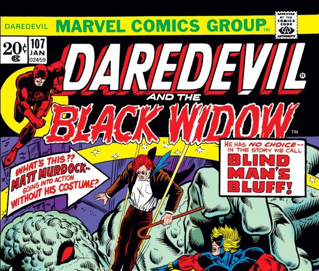DAREDEVIL (1964) #107
