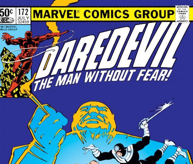 Daredevil (1964) #172