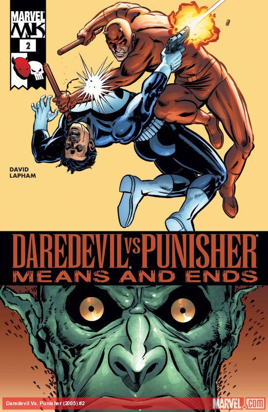 Daredevil Vs. Punisher (2005) #2