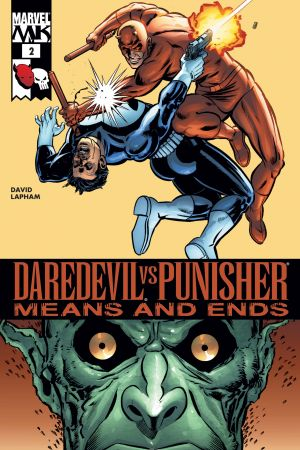 Daredevil Vs. Punisher #2