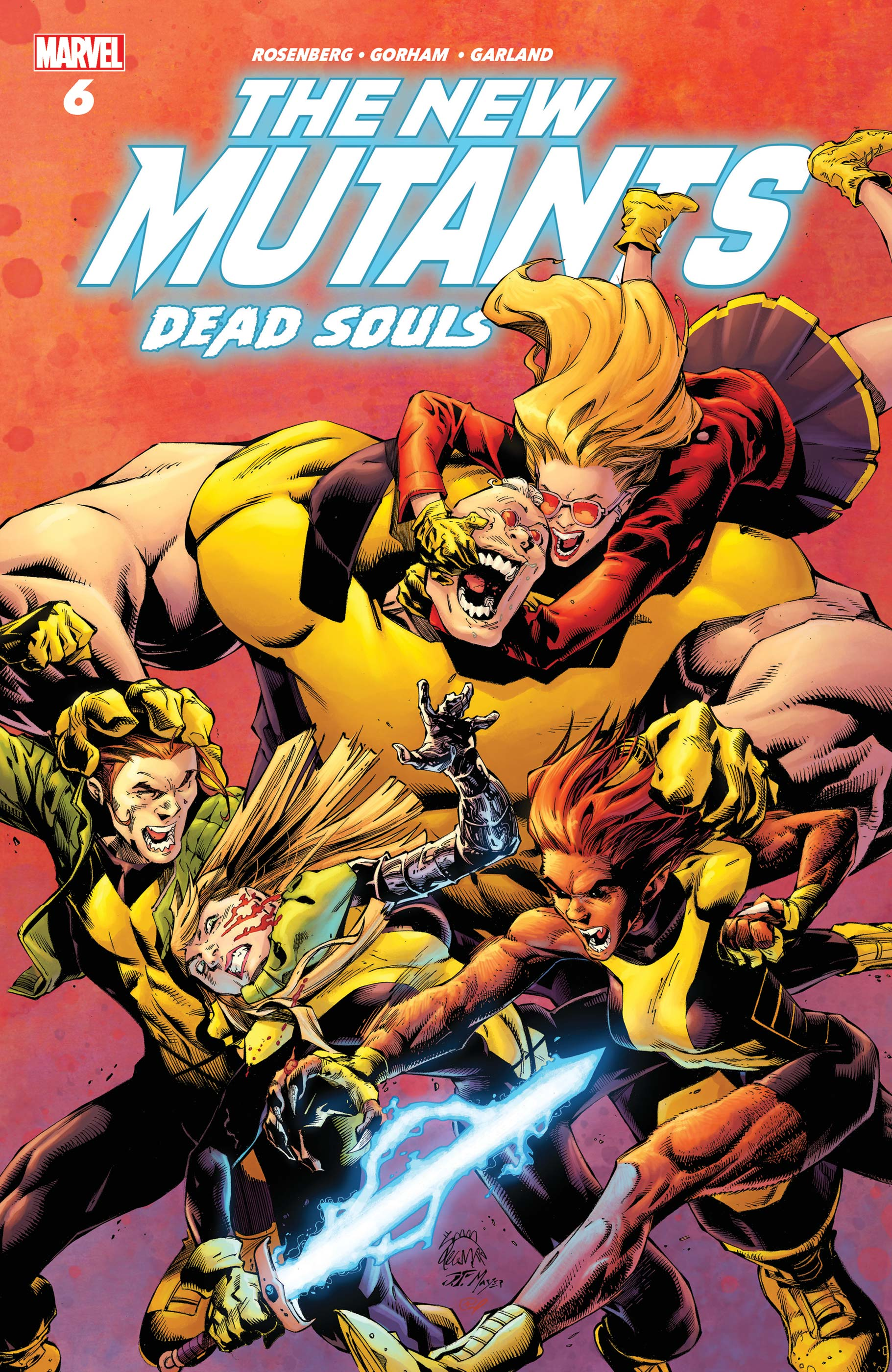 New Mutants: Dead Souls (2018) #6