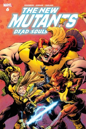 New Mutants: Dead Souls #6