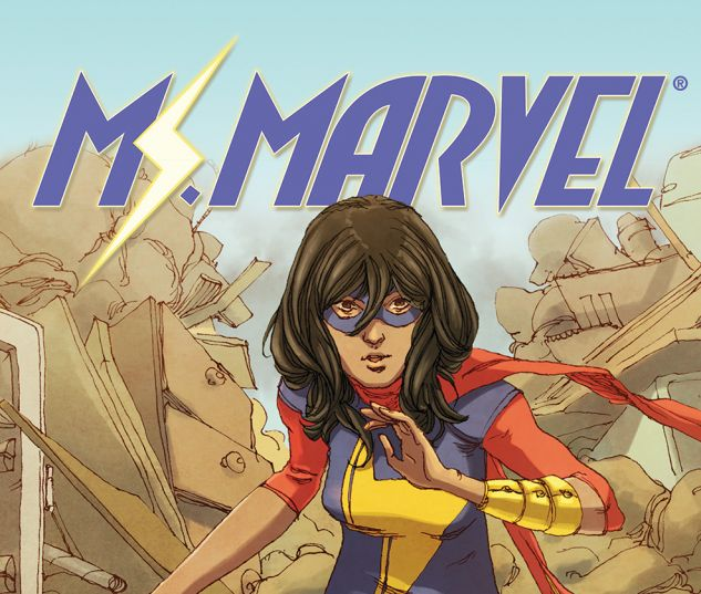 cover from All-New Marvel Now! Point One: Ms. Marvel Kids Infinite Comic (2018) #1