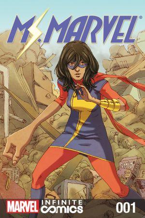 Ms. Marvel: Garden State of Mind