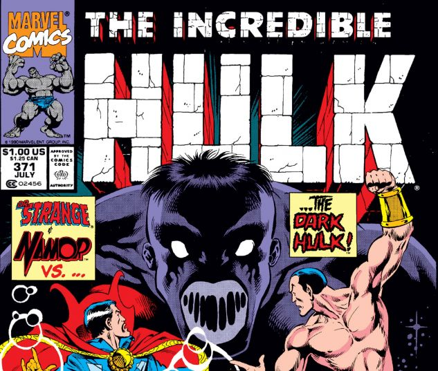 Incredible Hulk (1962) #371