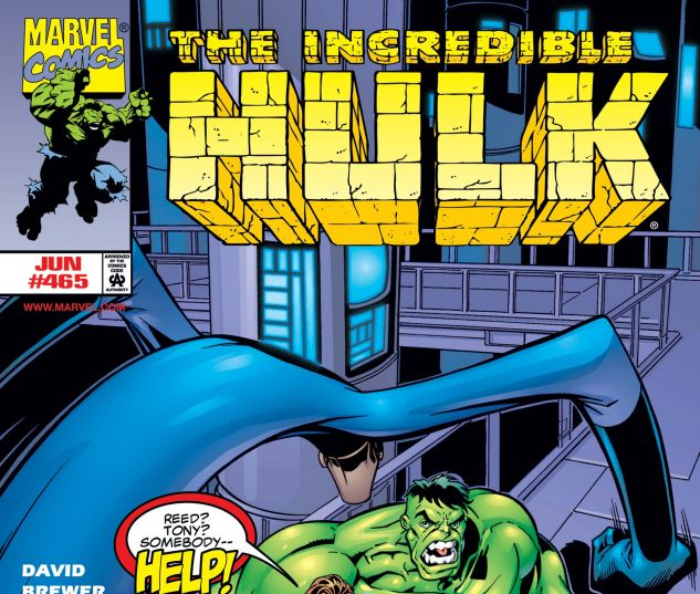 INCREDIBLE HULK (1962) #465