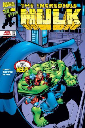 Incredible Hulk #465