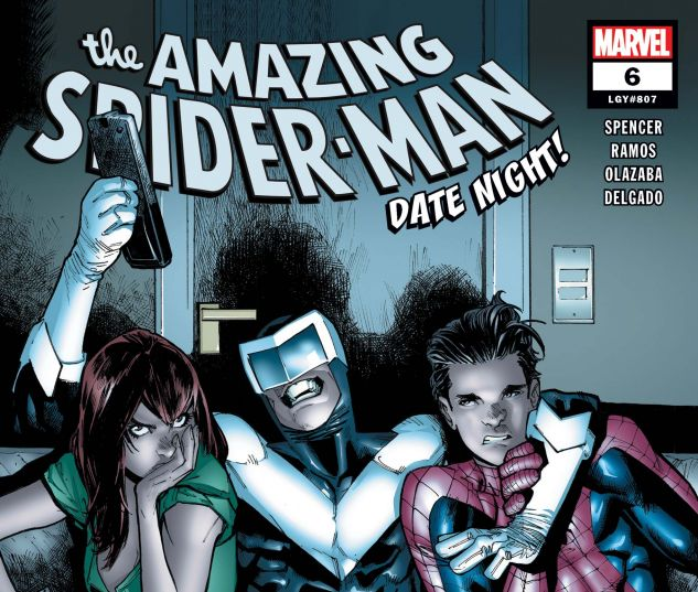 Amazing Spider-Man (2018) #6