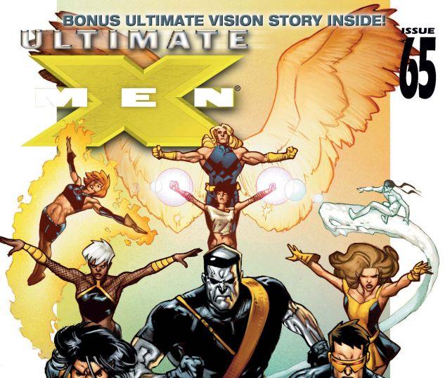 Ultimate X-Men (2001) #65