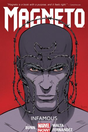 Magneto Vol. 1: Infamous (Trade Paperback)