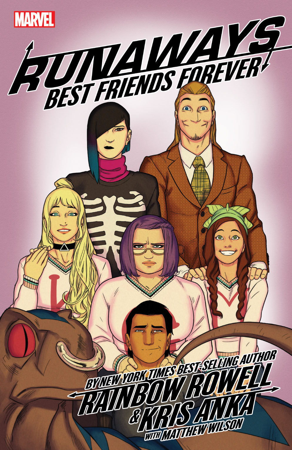 Runaways by Rainbow Rowell & Kris Anka Vol. 2: Best Friends Forever (Trade Paperback)