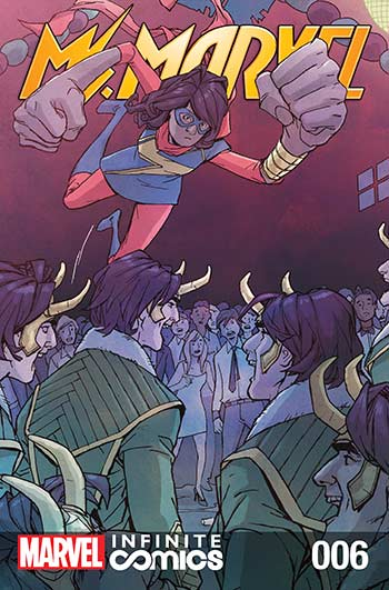 Ms. Marvel (2018) #6