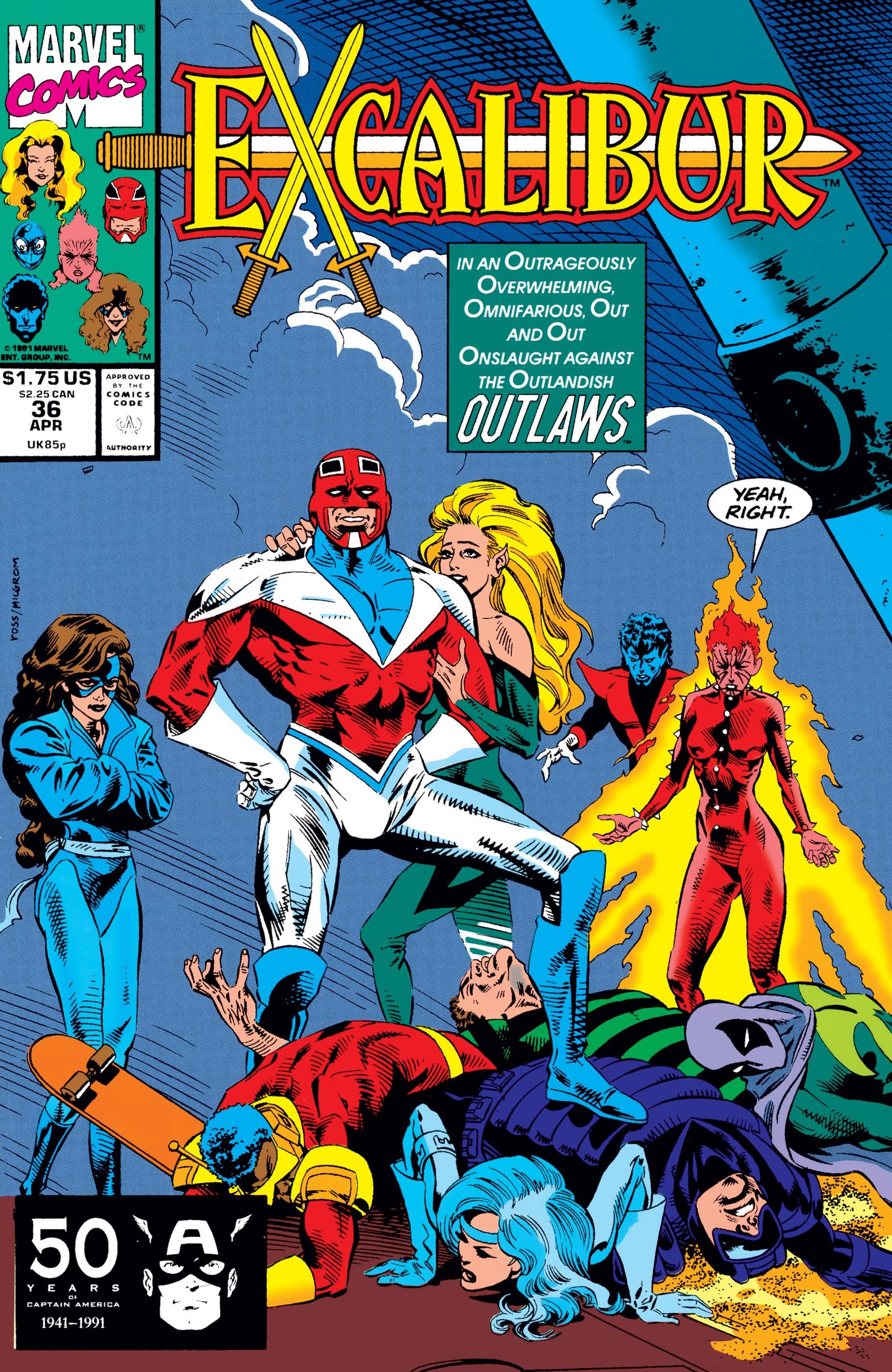 Excalibur (1988) #36